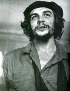 Che; the color of truth is always grey.