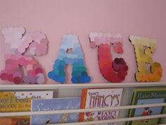 letters for alphabet wall