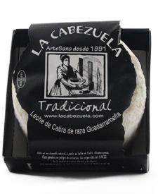 Queso semicurado de cabra La Cabezuela 500g. #quesos #gourmet