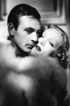 Marlene Dietrich & Gary Cooper in Desire (1936)