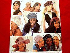 Vintage Simplicity Misses Hat Pattern