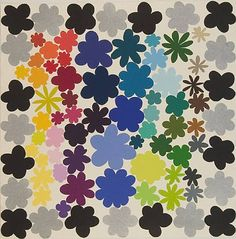 would be cool art Patterns In Nature, Flower Patterns, Flower Designs, Graphic Patterns, Vintage Patterns, Print Patterns, Textile Prints, Textile Patterns, Floral Prints