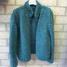 Smaragd short knit