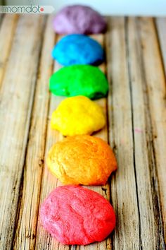 DIY Rainbow Bagel Recipe that will blow your kids mind in the morning. Create Melted Rainbow bagels with this easy to follow recipe tutorial right…