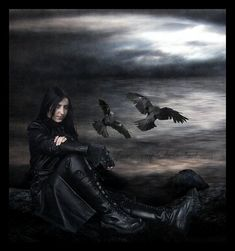 The Crow by ~FaerieNymph on deviantART