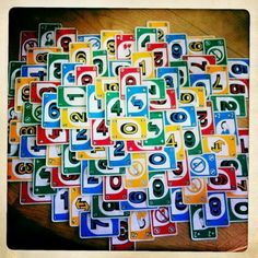 Fun family game. So is Skipbo!