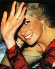 Diana up close and glowing. Definition of a princess.
