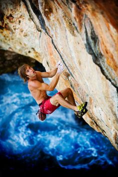 CHRIS SHARMA - I want to have his little monkey babies.