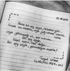 @oclskn71 - ÖzLeM ♌️ - #oclskn71 #ÖzleM Beautiful Love Pictures, Beautiful Words, Book Quotes, Life Quotes, First Love Quotes, My Philosophy, Perfection Quotes, Poetry Books, Love Letters