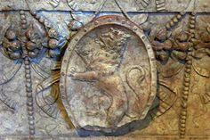 Im Königspalast von Visegrád