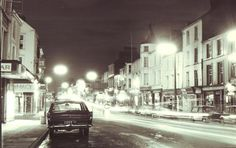 Omagh in the Industrial Architecture, Classic Mini, Places Ive Been, 1960s, Shops, Urban, Dreams, Adventure, Travel
