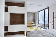ESCALA83 Apartments designed by GRUPODE ARQUITECTURA, Mendoza, Mendoza Province, Argentina - 2014.