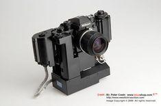 35ミリメートルfのニコンF3 NASA 250 / 1.4特別なアプリケーション広角レンズ