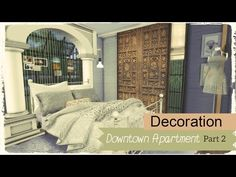 Sims 4 - Building on Newcrest - Downtown Apartment - Dinha
