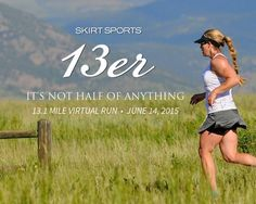 The Running Mormon: Race Report: Skirt Sports 13er