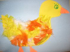 """...that's what I call a duck! this is a great little """"pictorial make-it"""" site, with plenty of ancillary info - songs, books, etc! Also, links to add'l animals! ;) ...I like cute, but I LOVE activities that littles can actually DO, that still bear a resemblance to their namesake! Yay!!"""