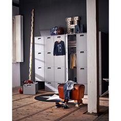 vtwonen Junior Store Garderobekast - Hertog Grijs - vtwonen design online webwinkel