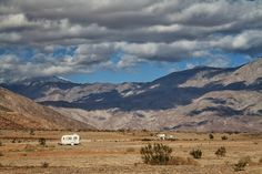 Boondocking in Borrego Springs