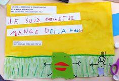 Ma petite maternelle: La grenouille à grande bouche