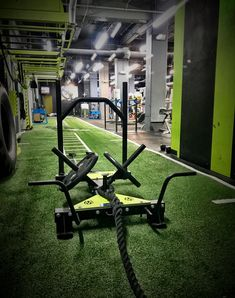 The Mantis Power Sled for functional fitness, strength and conditioning. The Mantis Power Sled for functional fitness, strength and conditioning. MoveStrong& unique patent pending design adds more variety to gym workouts and exercise options. Home Gym Garage, At Home Gym, Pilates, Gym Facilities, Gym Interior, Home Gym Design, Boxing Gym, Gym Room, Fitness Design