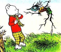 Top 10 Creepy Children's TV Shows: Rupert the Bear