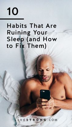 We talked with an expert from the National Sleep Foundation to find out the top 10 habits that might be ruining your sleep. Here are her top tips for getting a better night's sleep tonight. Sleep Better Tips, How To Sleep Faster, How To Get Sleep, Good Night Sleep, Sleep Help, Can't Sleep, Architecture Design, Sleep Supplements, National Sleep Foundation
