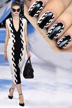 MANICURE MUSE: Christian Dior Fall '13 Andy Warhol...