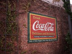 For me this picture embodies Chattanooga TN's old brick buildings and a little slice of history.