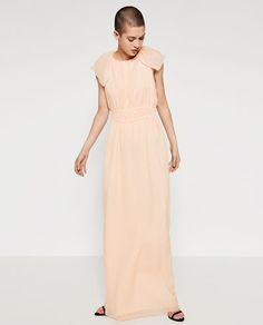 Image 1 of LONG DRESS from Zara