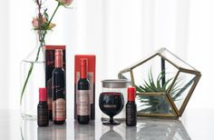 If you're a wine lover, you will fall in love with the wine cosmetic line from Château Labiotte.