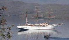 Arribó a Santiago de Cuba velero de lujo Sea Cloud. Este crucero de la naviera Sea Cloud Cruises con sede en Alemania, estará en la ciudad el día de hoy donde disfrutarán de excursiones de corte histórico cultural, además de un espectáculo a bordo de música tradicional cubana. Los turistas en su mayoría son alemanes.