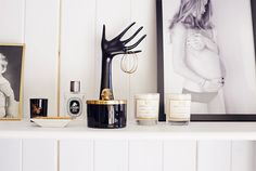 in the perfect studio of the fashion designer annie bing - white, black, metal | 79 Ideas