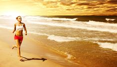 The best things in life are still free, so hit the beach barefooted and start running to reap a number of health benefits. Walking, running, sprinting or shuffling - they& all great for your body. How To Start Running, Running Tips, Hawaii Homes, Health Trends, Make Good Choices, You Fitness, Cardio Fitness, Sports Medicine, Fun Workouts