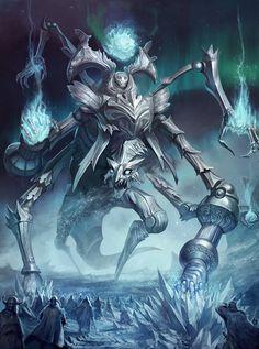 Silver God Advanced, Matias Tapia on ArtStation at http://www.artstation.com/artwork/silver-god-advanced