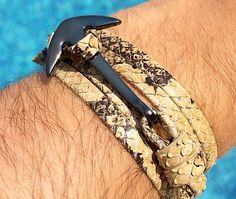pulseras para hombres 2014