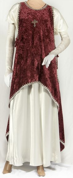 13th Century Medieval Gown