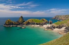 kynance cove cornwall England