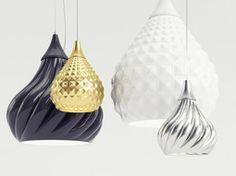 Dual Sphere Lighting by Note Design Studio