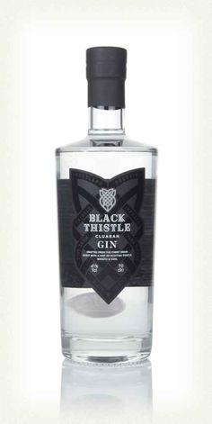 Black Thistle Gin