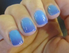 Casuelle Colour Changing Nail Polish Feel Like Midnight Sky