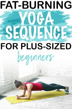 10 Beginner Yoga Poses for Plus Size Women - Yoga - # Beginners # for Women - Yoga - yoga for beginners Quick Weight Loss Tips, Weight Loss Help, Yoga For Weight Loss, Weight Loss Plans, Weight Loss Program, How To Lose Weight Fast, Losing Weight, Reduce Weight, Weight Gain