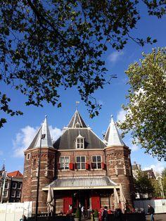 Amsterdam, De Waag op de Nieuwmarkt