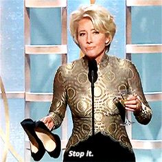 The Stages Of Having A Drunken Night Out As Told By Emma Thompson