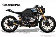 2014 BMW R nineT First Ride - Motorcycle USA