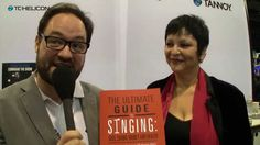 """NAMM 2014: Jeannie Deva on the new """"The Ultimate Guide to Singing"""" book"""