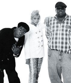 Craig Mack, Faith Evans & The Notorious B.I.G