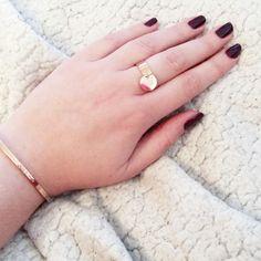 Les jolis bijoux de la collection  #adoptxcaroline 😄 #bijoux #adopt #nail #bague #bracelet