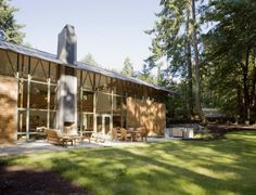 Cutler Anderson Architects. Edwards Residence. 2009.