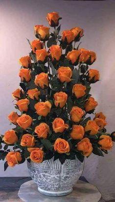 Altar Flowers, Flowers Gif, Beautiful Rose Flowers, Exotic Flowers, Tropical Flowers, Love Flowers, Fresh Flowers, Good Night Flowers, Flower Garland Wedding