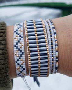 off loom beading stitches - bracelets Loom Bracelet Patterns, Bead Loom Bracelets, Bead Loom Patterns, Beaded Jewelry Patterns, Beading Patterns, Embroidery Bracelets, Beading Ideas, Jewelry Bracelets, Diy Jewelry